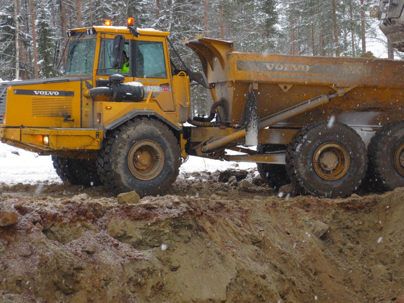 Volvo A 25 C